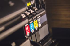 Barevné 20% pokrytí papíru. Kolik papírů cartridge opravdu vytiskne?